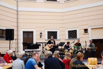 Familienfest im Unteren Schloss - Musik - Spaß - Kreativität