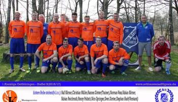 SV Blau-Weiß 90 Greiz: Seit 50 Jahren rollt der Ball