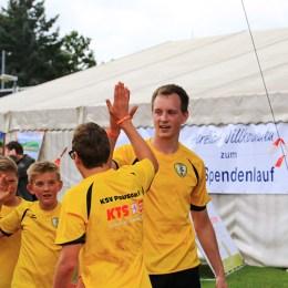 Spendenlauf: 19000 Euro für die Elterninitiative für krebskranke Kinder Jena