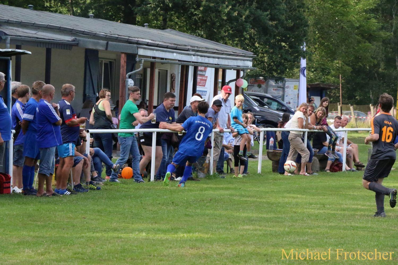SV Blau-Weiß 90 Greiz beging 50-jähriges Vereinsjubiläum