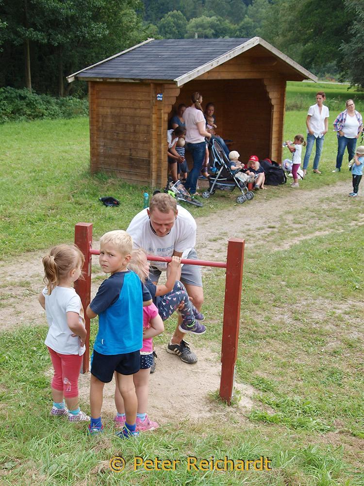 Feuerwehrverein Neumühle: Kindersportgruppe hat sich etabliert