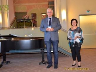 Kammerkonzert im Oberen Schloss: Musikschüler und professionelle Künstler begeistern