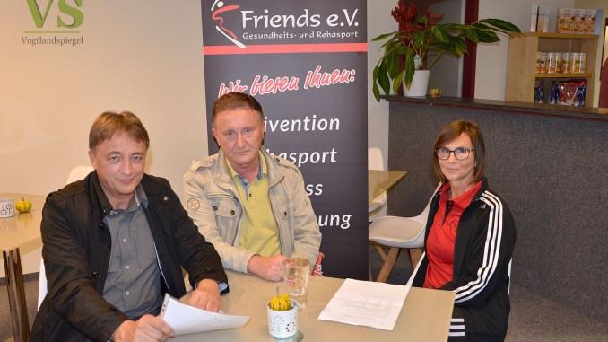 Land(auf)Schwung: Friends e.V. stellt vollendetes Projekt vor