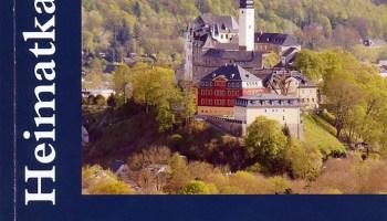 Cover des Greizer Heimatkalenders 2018