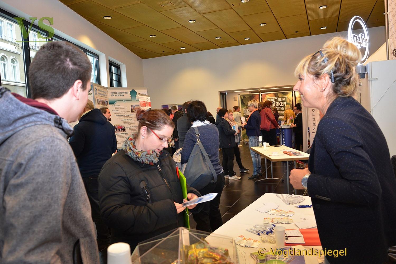 Großes Interesse am 7. Wirtschaftstag des Landkreises Greiz