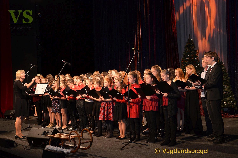 Ulf-Merbold-Gymnasium: Wunderbare Musik stimmt auf Weihnachtsfest ein