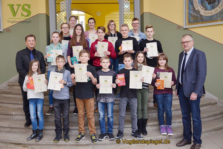 Ulf-Merbold-Gymnasium ehrt seine Mathe-Asse