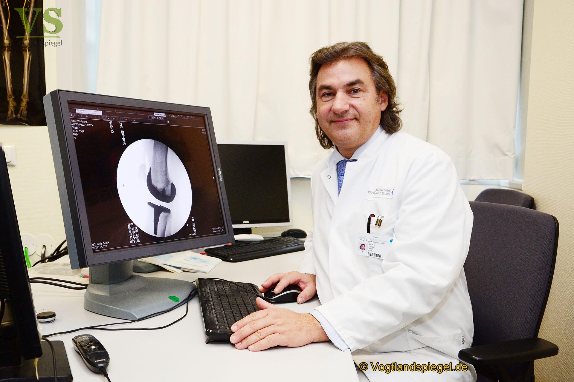 Dr. med. Mario Dietzel: Ich bin hochmotiviert