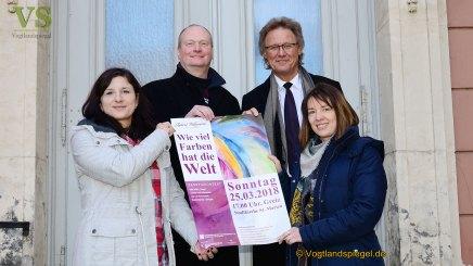 Diakonieverein Carolinenfeld: Vogtland Philharmonie setzt Tradition der Benefizkonzerte fort