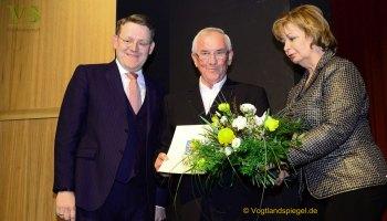 500 Gäste kamen zum Jahresempfang der Landrätin des Kreises Greiz