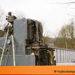 IG Technische Zeitzeugen: Umsetzung einer historischen Stahlstichdruckmaschine