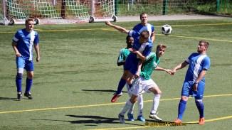 Kreisligapartie des 1.FC Greiz gegen die Blau-Weißen