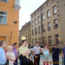 IG Greizer Neustadt lud zum traditionellen Rundgang ein