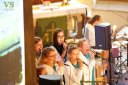 Pohlitzer Kirche: Lobpreisband Route 77 gab mitreißendes Konzert