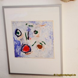 Ölbilder von Klaus Renft - noch bis Ende August in Löhma zu sehen