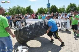 Strongman-Sport: Markus Kerbein auf dem Weg in die Pro League
