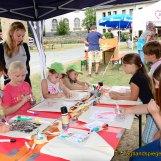 Großes Ferienabschlussfest im Greizer Schlossgarten