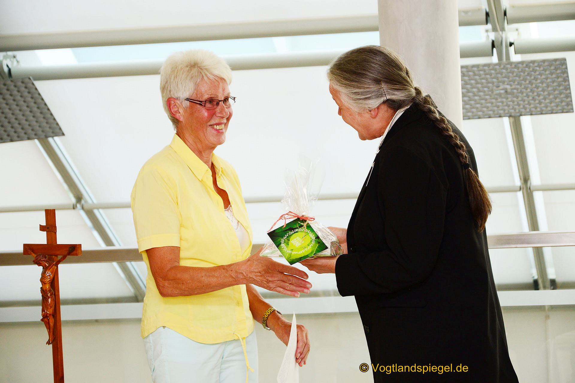 20 Jahre Klinikseelsorge: Ein Grund für Freude und Dankbarkeit