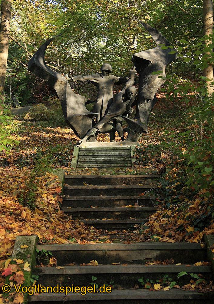 Alter Friedhof Greiz