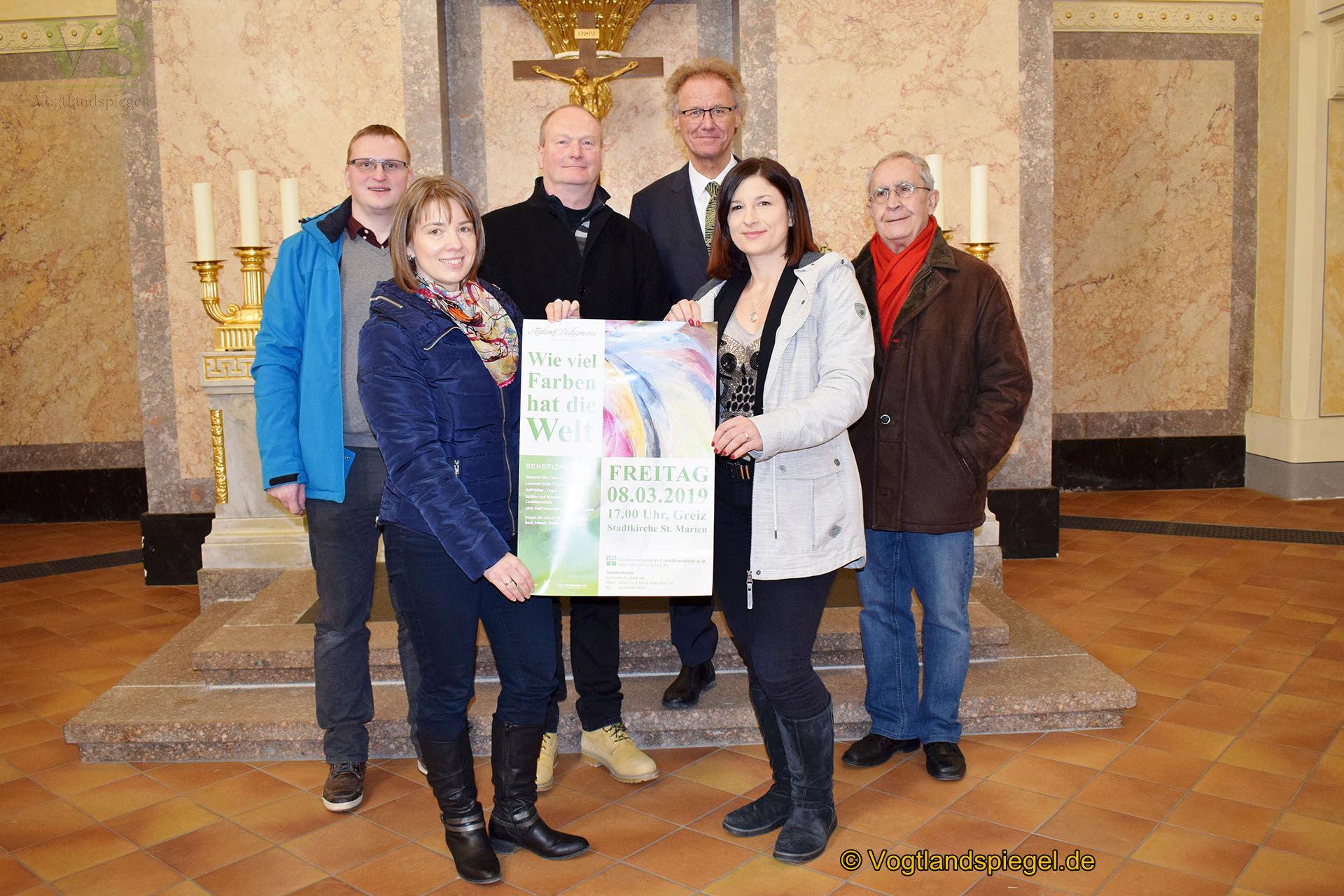 Vogtland Philharmonie setzt Tradition der Benefizkonzerte fort