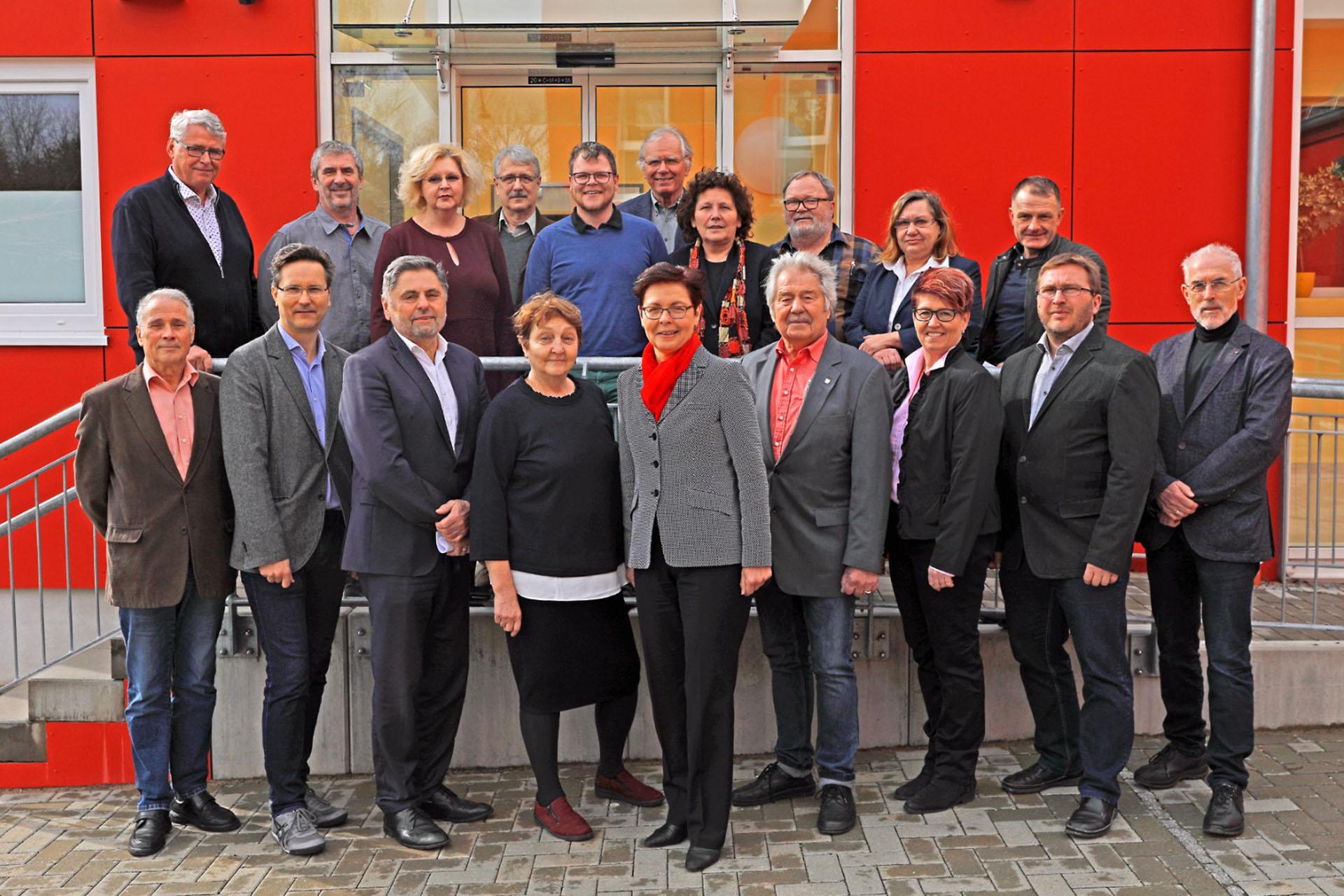Landkreis Greiz: SPD setzt auf Kontinuität mit eigenen Akzenten