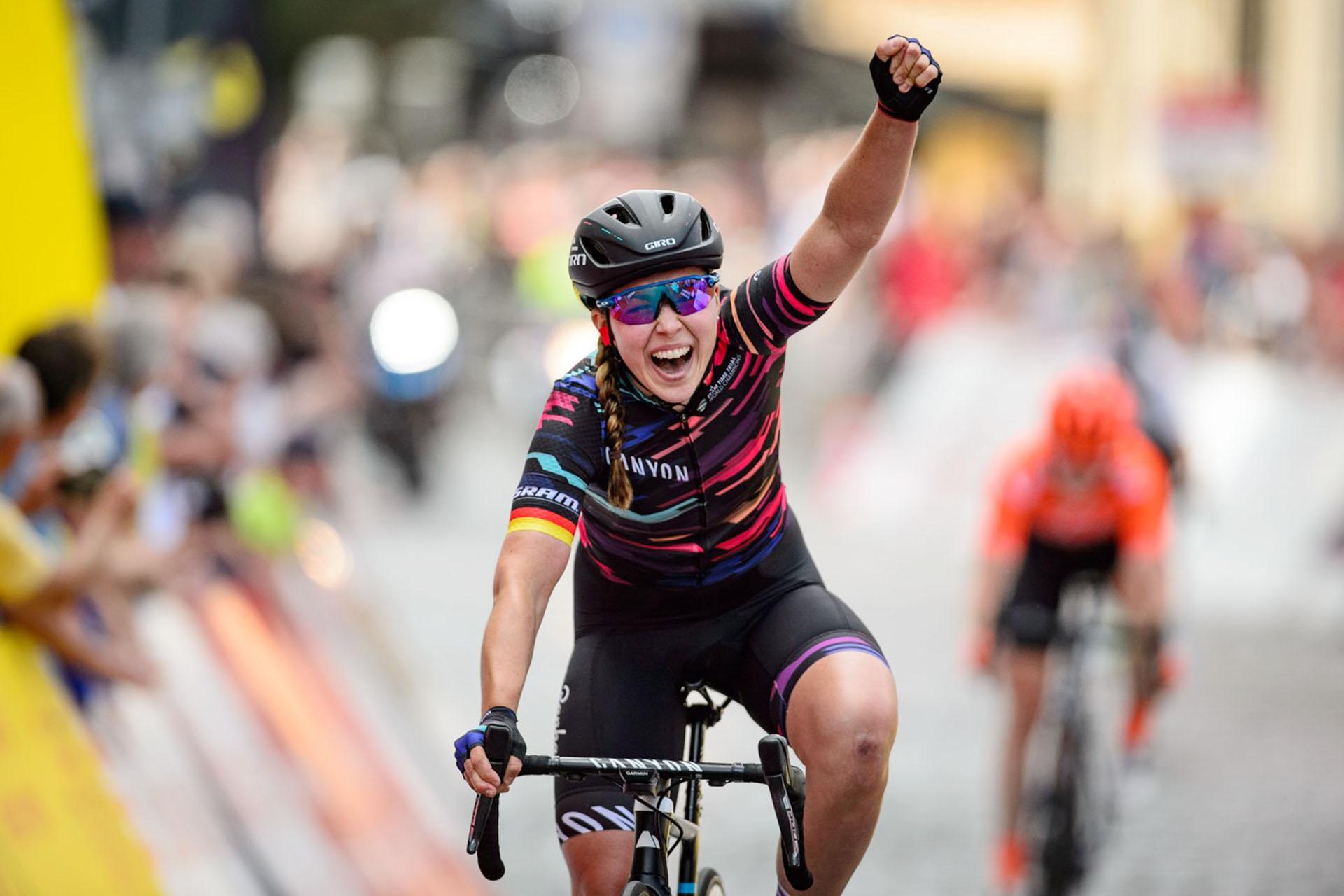 LOTTOThüringen Ladies Tour - Lisa Klein.