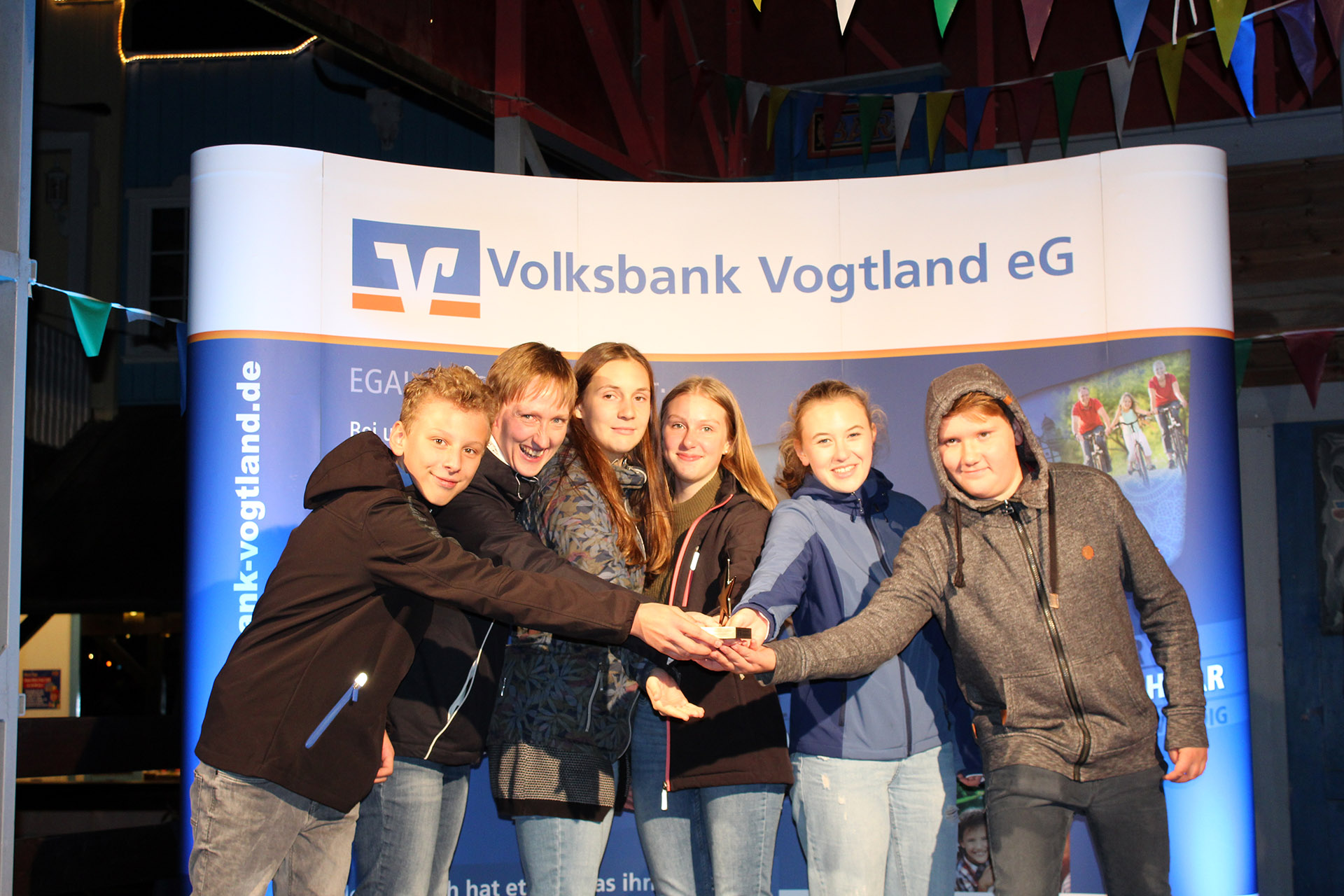 1. Platz: Tauchclub Chemie Greiz e.V.