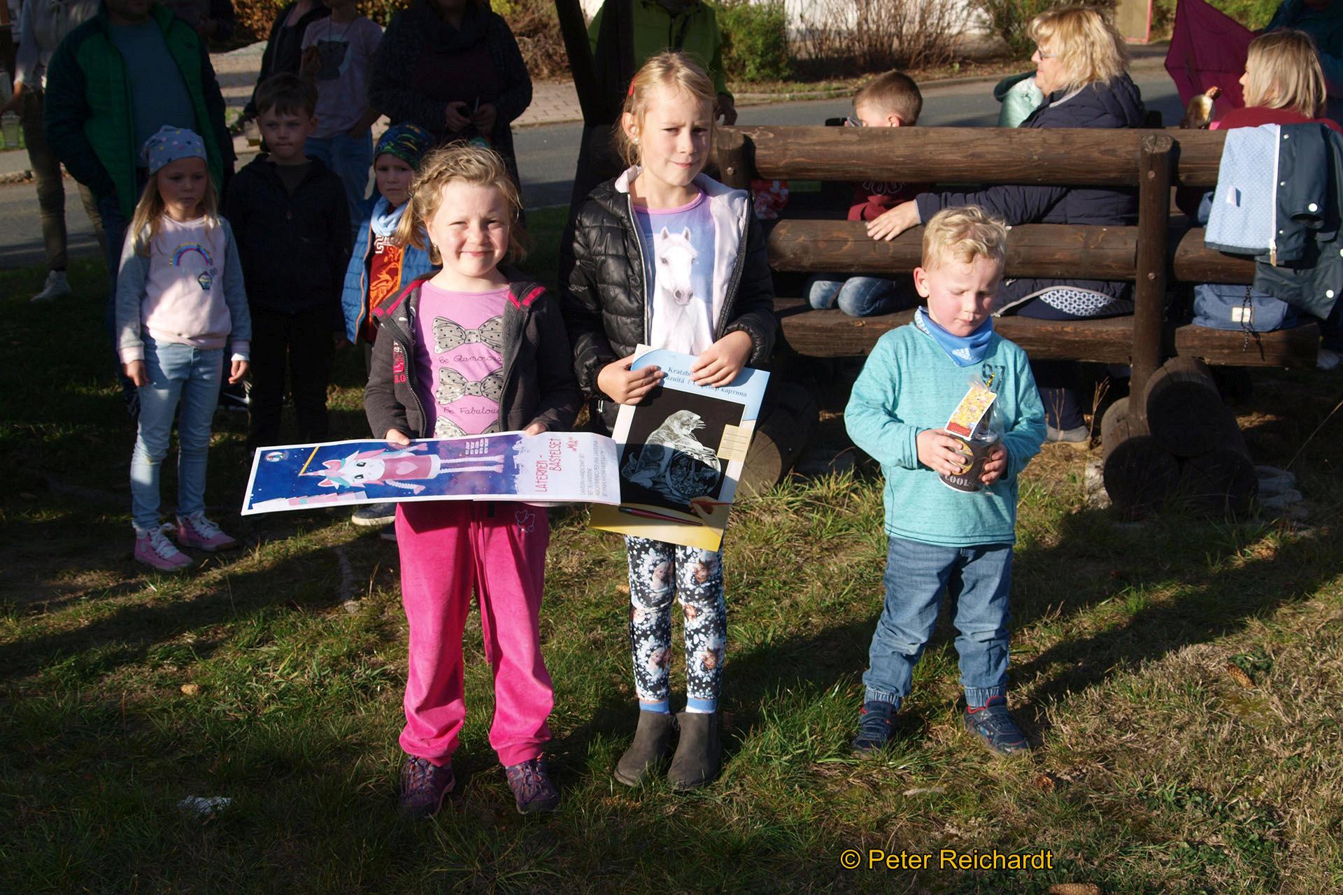 Ortsteilrat und Kirchgemeinde hatten zum traditionellen Drachenfest nach Gommla geladen.