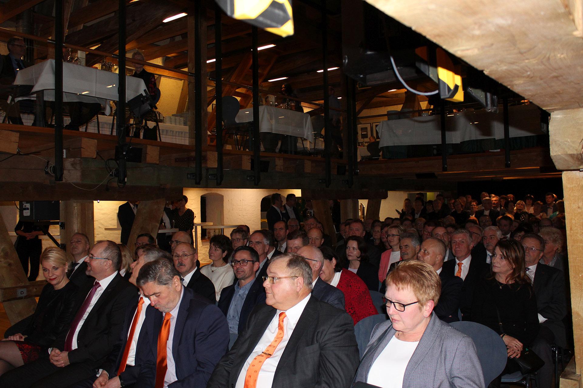 Jahresauftakt der Volksbank Vogtland eG