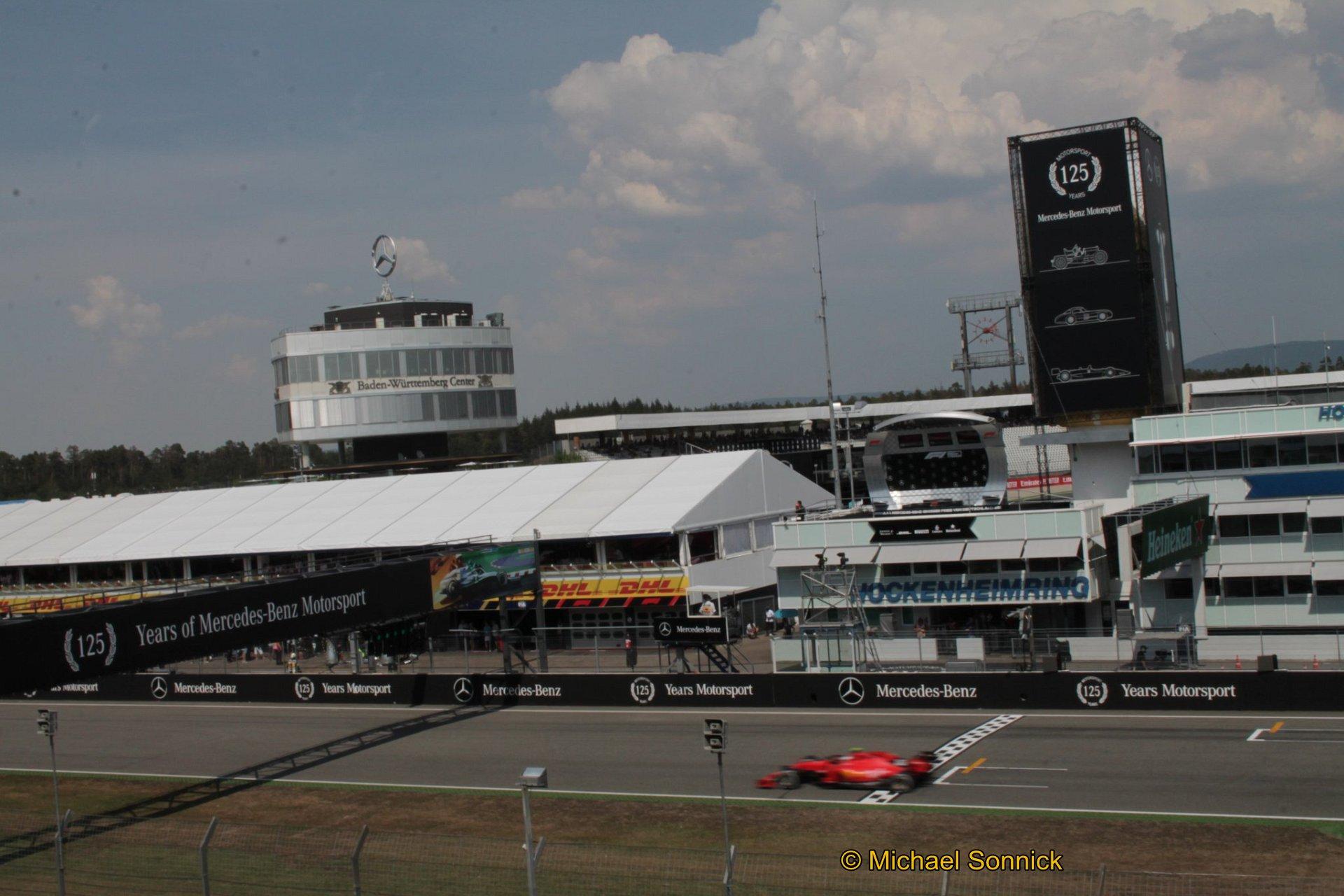 Der Hockenheimring kann sich Hoffnungen auf 50-jähriges Formel 1-Jubiläum machen