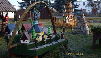 Gommlaer Weihnachtswunderland verbreitet weihnachtliches Flair