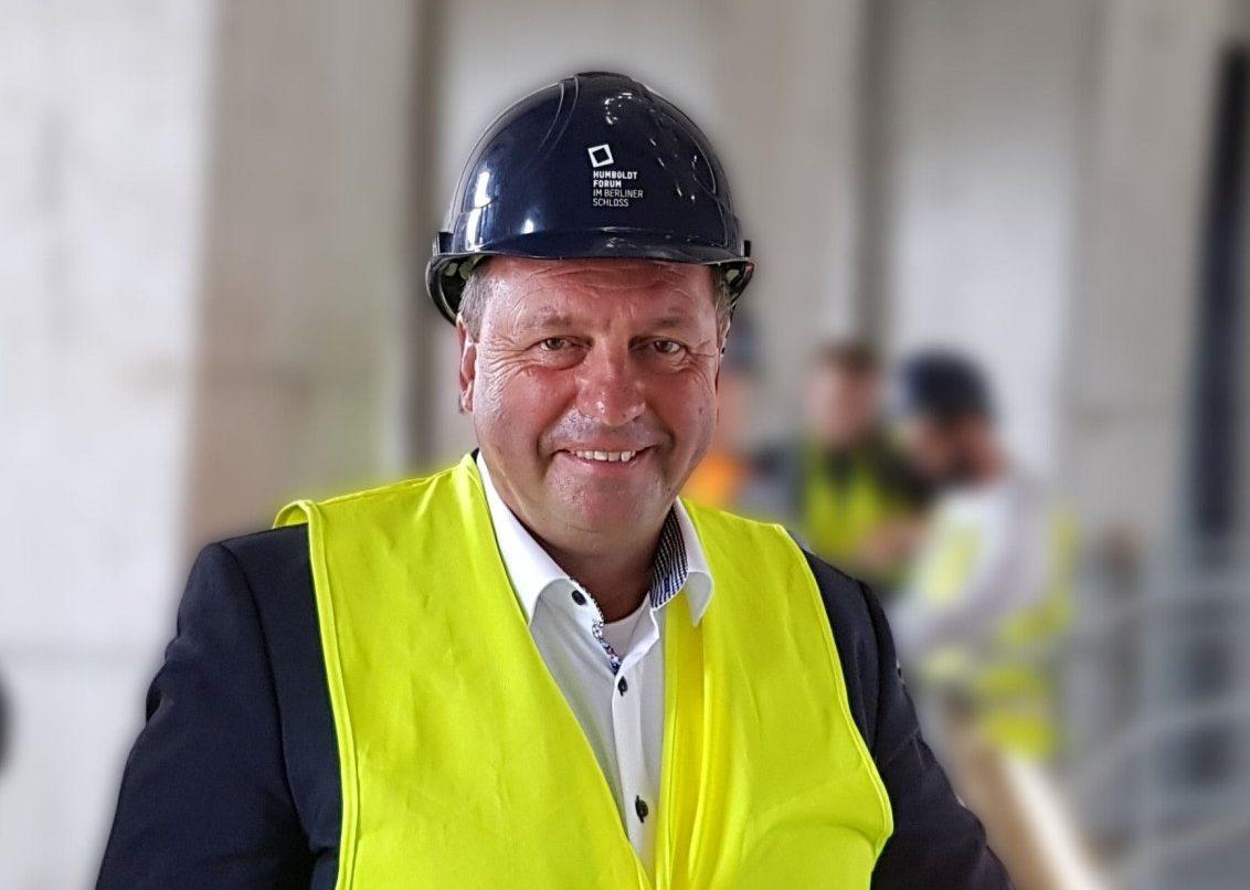 Volkmar Vogel: Bau boomt