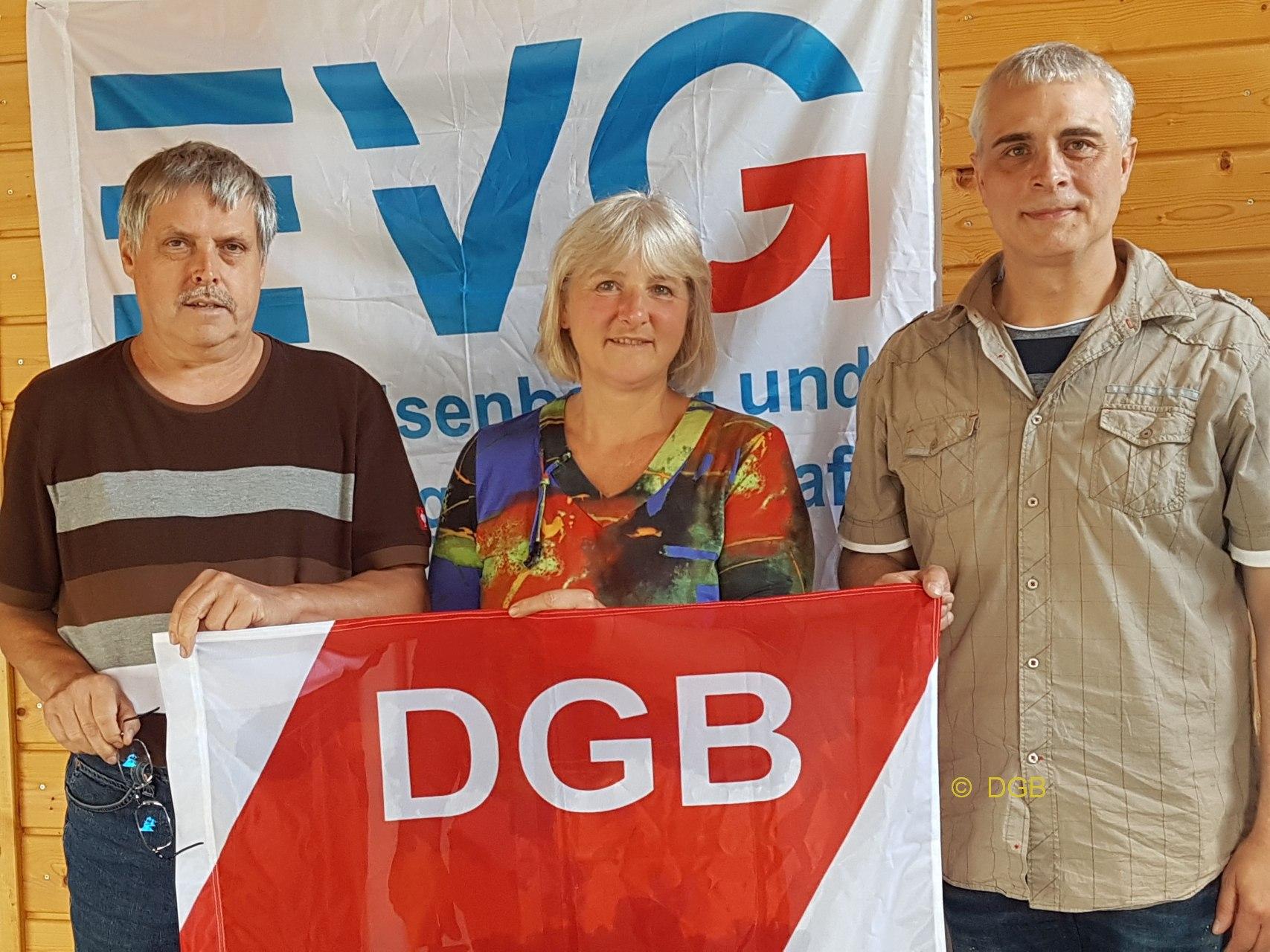 Ines Zipfel als DGB Chefin im Landkreis Greiz wiedergewählt