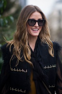 Olivia Palermo's Hair Color Transition from Brown to ...