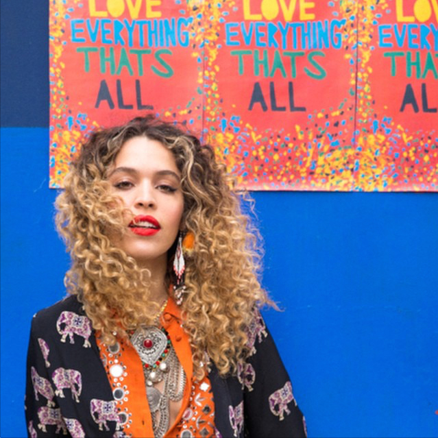 The Curly Haired Babes Of Instagram Vogue