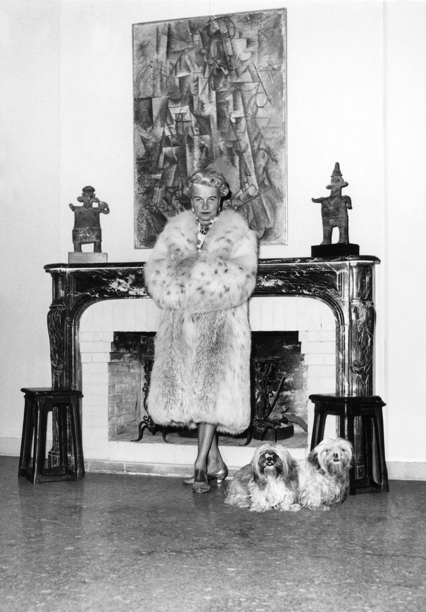 Peggy Guggenheim Art Addict Takes On Her Wild Strange