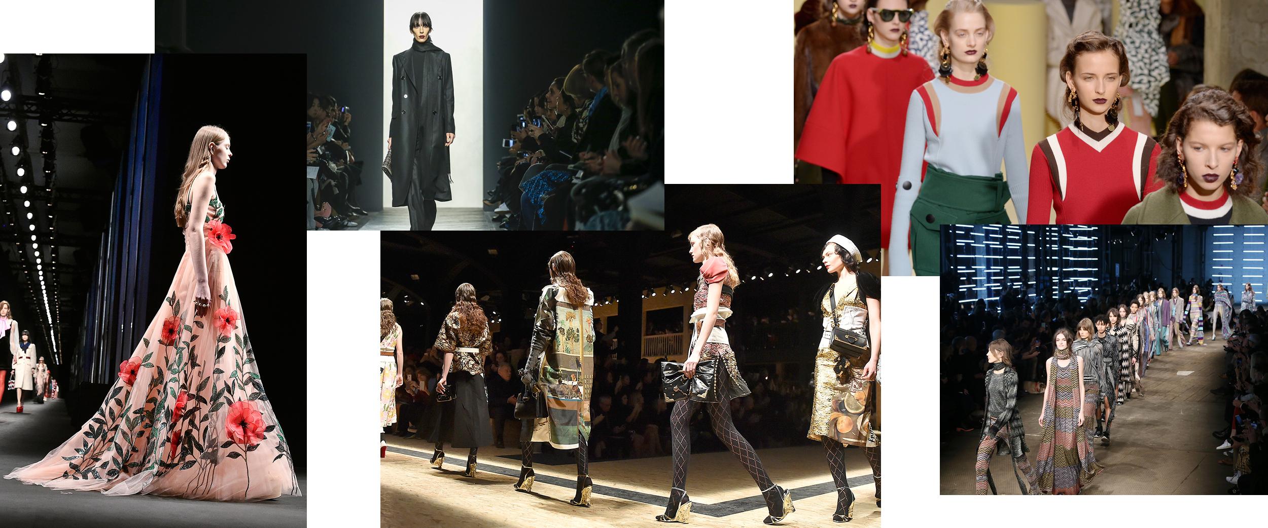 The Top 5 Shows of Milan Fashion Week