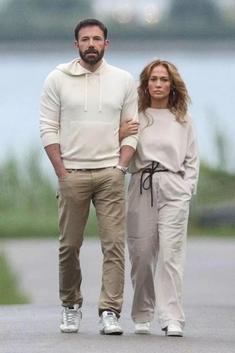 Jennifer Lopez and Ben Affleck (Photo: Backgrid / East News)