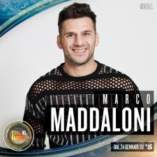 Il campione di Judo Marco Maddaloni sbarca sull'Isola dei Famosi