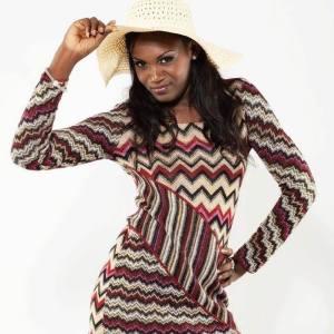 Aminata Badiane Patron di Miss Senegal