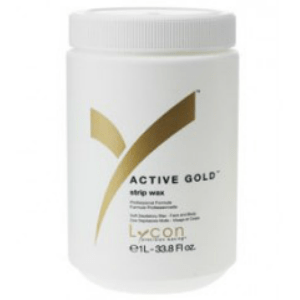 Lycon Acive Gold Strip Wax - Vogue Beauty