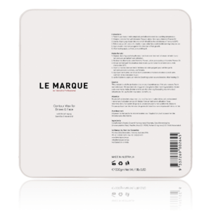 Mancine Le Marque Contour Hard Wax for Face & Brows