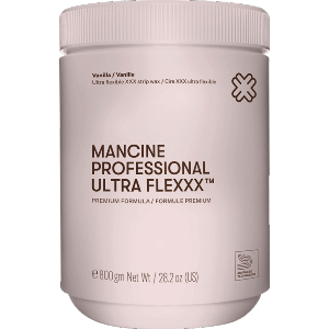 Mancine Ultra Flexx Vanilla Strip Wax
