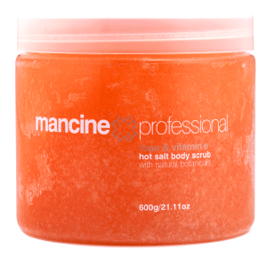 Mancine Hot Salt Body Scrub