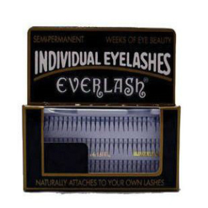 Everlash Eyelashes singles at Vogue Beauty