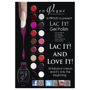 Lac it gel polish