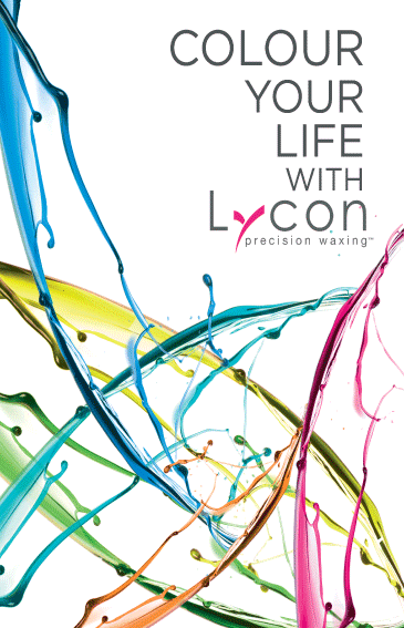 Lycon wax products at Vogue Beauty