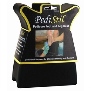 PediStil Pedicure Foot and Leg Rest