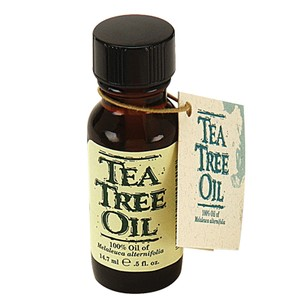 Gena Tea Tree Oil 1/2 Oz
