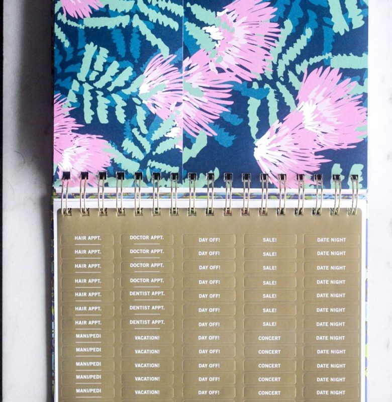 gold-planner-stickers